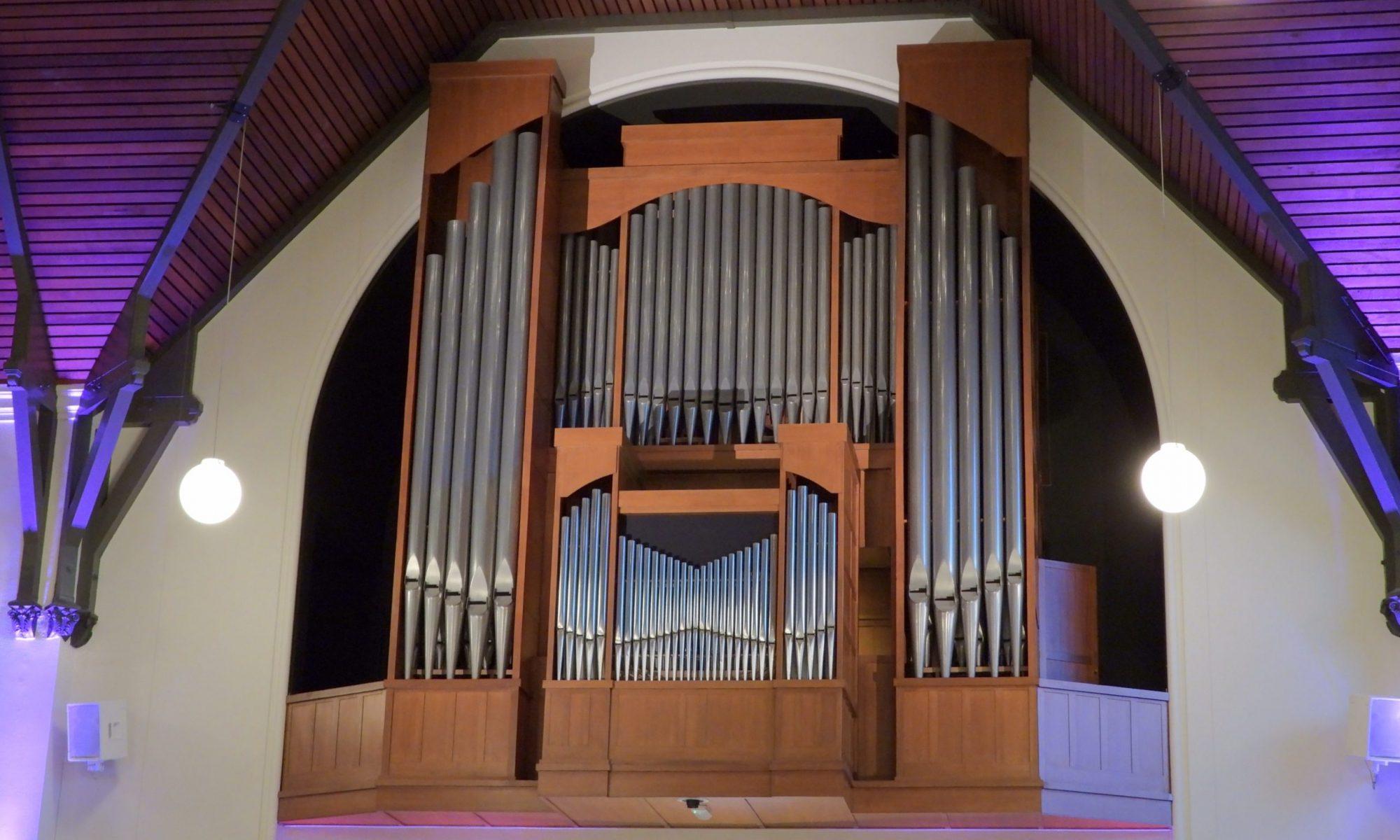 Pels/Nijsse-orgel